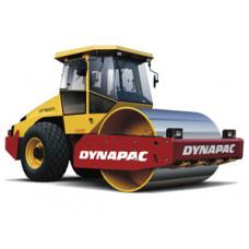 Каток грунтовый вибрационный Dynapac CA302 D