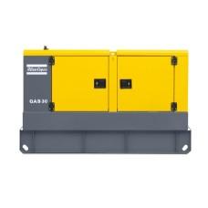 Дизель генератор Atlas Copco QAS 30