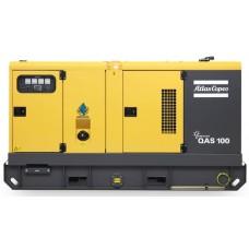 Дизель генератор Atlas Copco QAS100