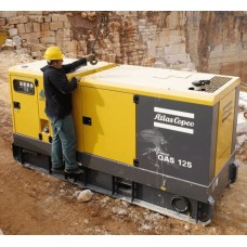 Дизель генератор Atlas Copco QAS 125