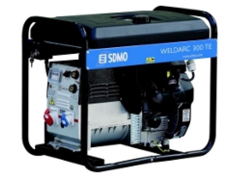 Сварочный генератор SDMO WELDARC 300 TE